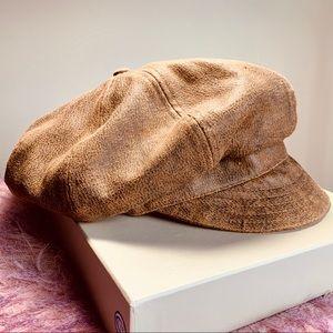 Vintage Liz Claiborne Newsboy Hat